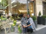 Rehema et son fils Omar