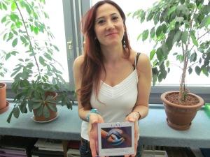"""Nazli Cogaltay, réalisatrice du documentaire """"LAL"""""""