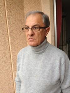 Gianfranco di Grogorio, président de la Feneci. Photo: Voix d'Exils