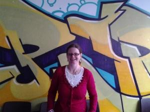 Christelle Rochat, fondatrice de l'association Sénevé. Photo: Voix d'Exils