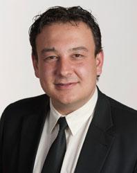 M. Jean-Nathanaël Karakash, Conseiller d'État neuchâtelois. Auteur: canton de Neuchâtel