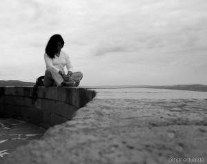 """""""La nostalgia es un círculo vicioso"""". Photo réalisée par Par Omar Eduardo ."""