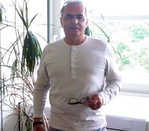 Pierre Constantin, responsable de l'Unité Assistance de l'EVAM
