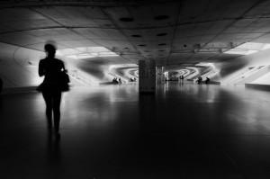 """João Almeida  """"Blurry silhouette"""" (CC BY-NC-SA 2.0)"""