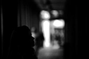 Fabiana Zonca, Shadow of a woman - the light at the end of the tunnel, (CC BY-NC-SA 2.0)