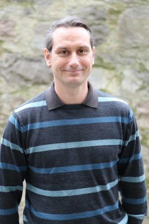 M. Alain Plattet, respnsable de l'unité travail social communautaire de Pro Senectute Vaud. Photo: Pro Senectute Vaud